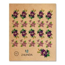 017 Сиреневые цветы