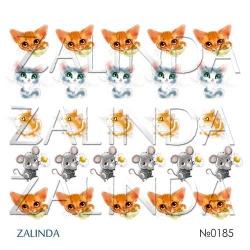 0185 Милые котики 1