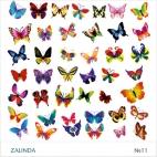 0011 Бабочки 1