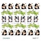 0117 Милая панда