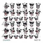 0118 Безумная Панда