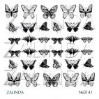 0141 Бабочки