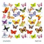 0144 Бабочки