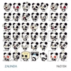 0184 Загадочная панда