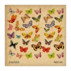 144 Бабочки