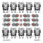 0221 Лев и перья
