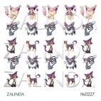 0227 Аниме коты