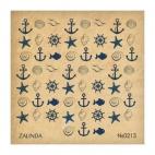 213 Морская тема