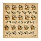 229 Котики и цветочки