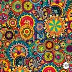 0309 Яркие цветы