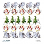 0351 Дед морозы