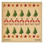 348 Дед морозы и елки