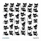 0372 Черные котята