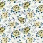 0451 Винтажные розы